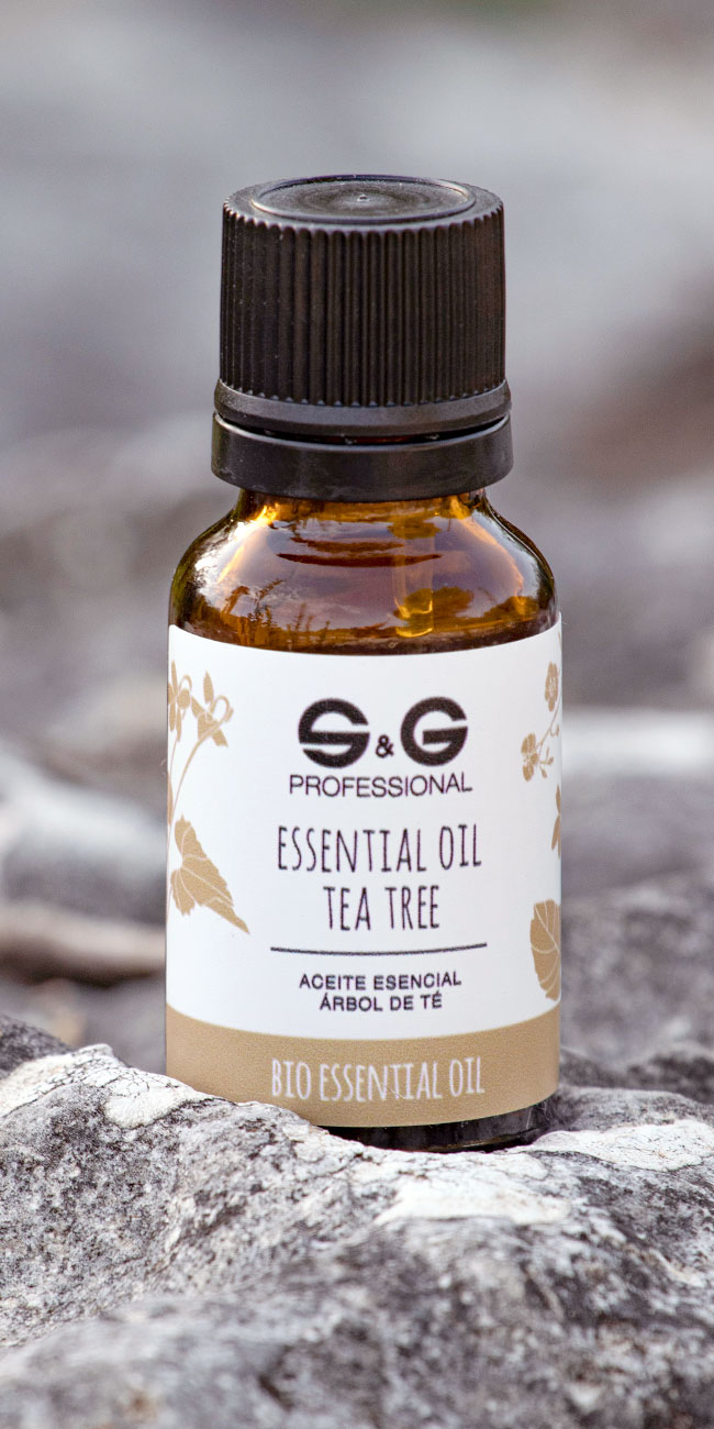 S&G BIO ESSENTIAL OIL TEA TREE